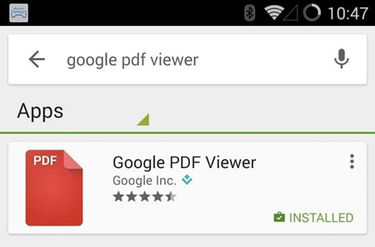 Google-PDF-Viewer