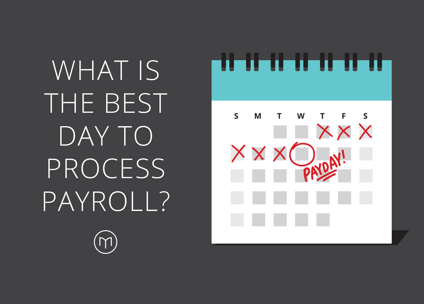 What is the best day to process payroll