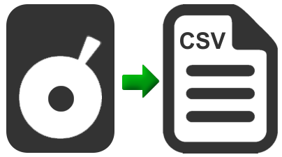 Export timesheet as CSV for upload