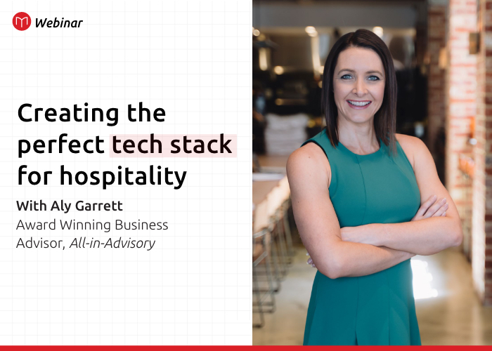 The best tech stack for hospitality
